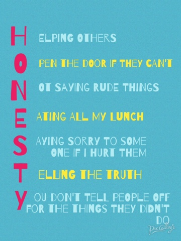 Honesty Poems |Honest Poetry