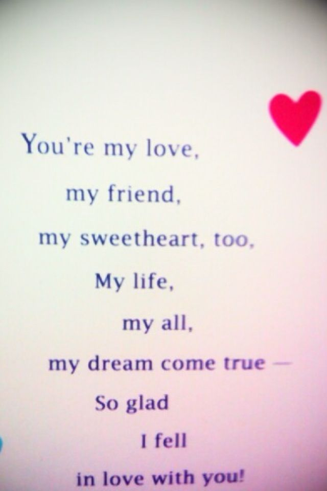 Love Quotes For My Wife Endearing I Love My Wife Poems