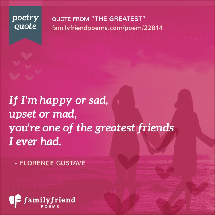 Long friendship Poems Poems