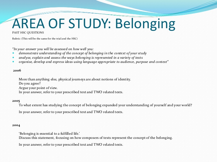 belonging poems poems hsc belonging essay questions