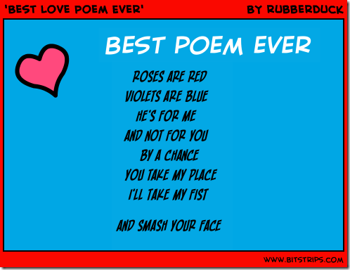 Short Funny Love Poems That Rhyme