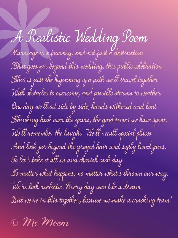 Country Wedding Poems Wedding Ideas