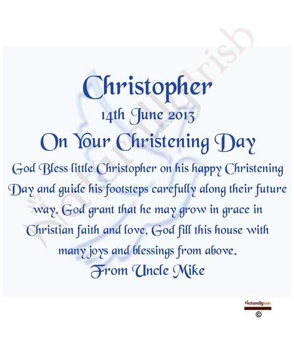 Quotes for baptism cards motavera baptism poems altavistaventures Choice Image