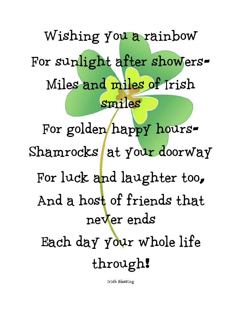 Famous Irish Quotes About Life Funny Irish Poems Poems