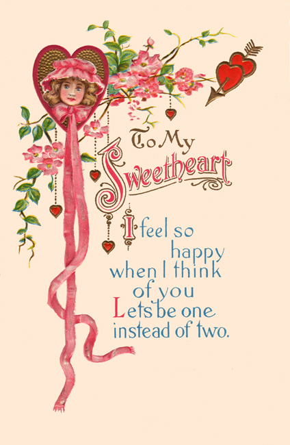 Download Cute And Sweet Valentine Day, S W, Paper .