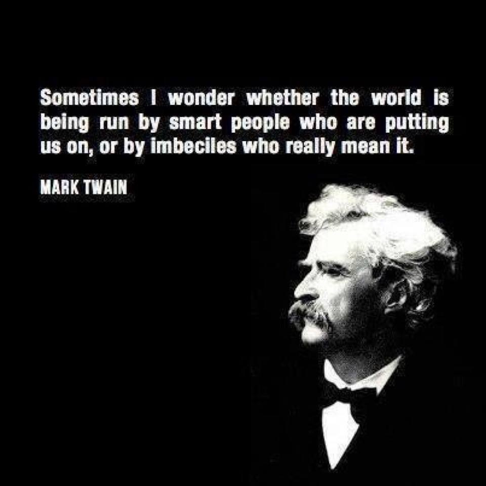Mark Twain Quotes Mark Twain Poems