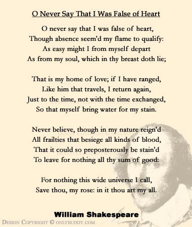 shakespeare poem Here is a collection of the all-time best famous william shakespeare poems on poetrysoup this is a select list of the best famous william shakespeare poetry by famous classical and contemporary poets.