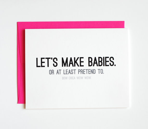 Elegant Naughty Valentine Card Funny Valentines Day Card By .