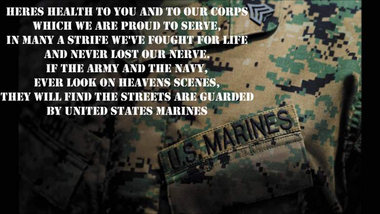Marines Quotes Beauteous Marine Corps Poems Poems