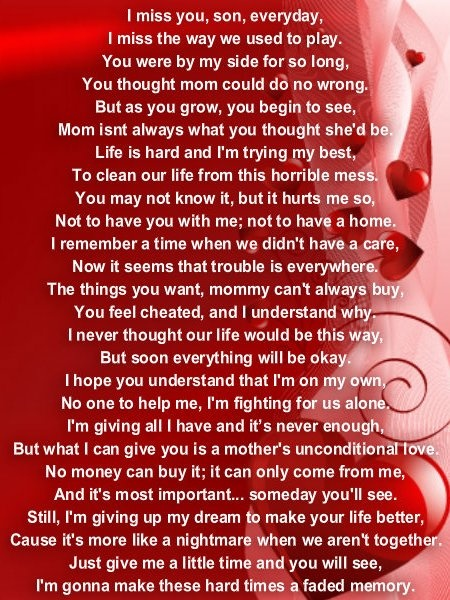 Mother love Poems Poems