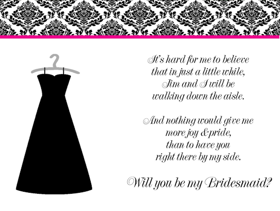 poems for asking bridesmaids to be in your wedding wedding ideas
