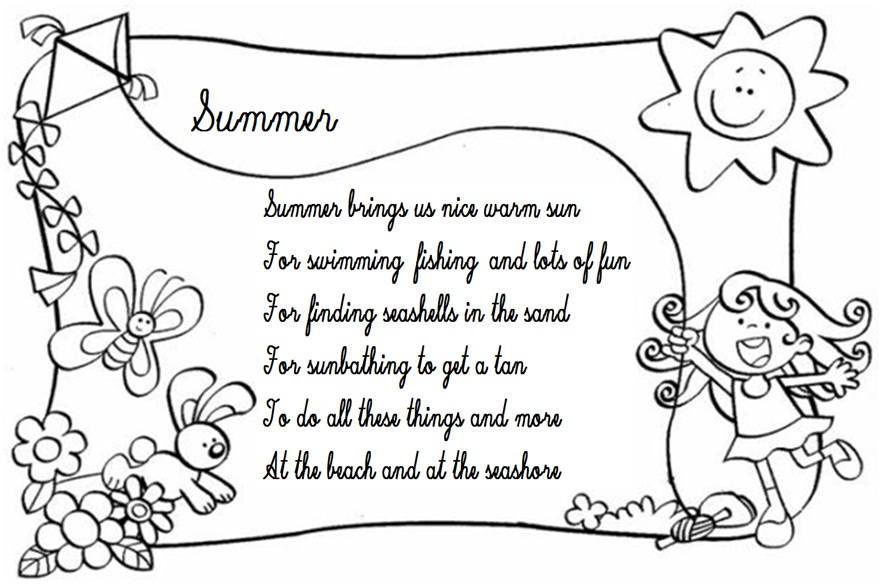 Short Poems On Summer Season In English | Yoktravels com