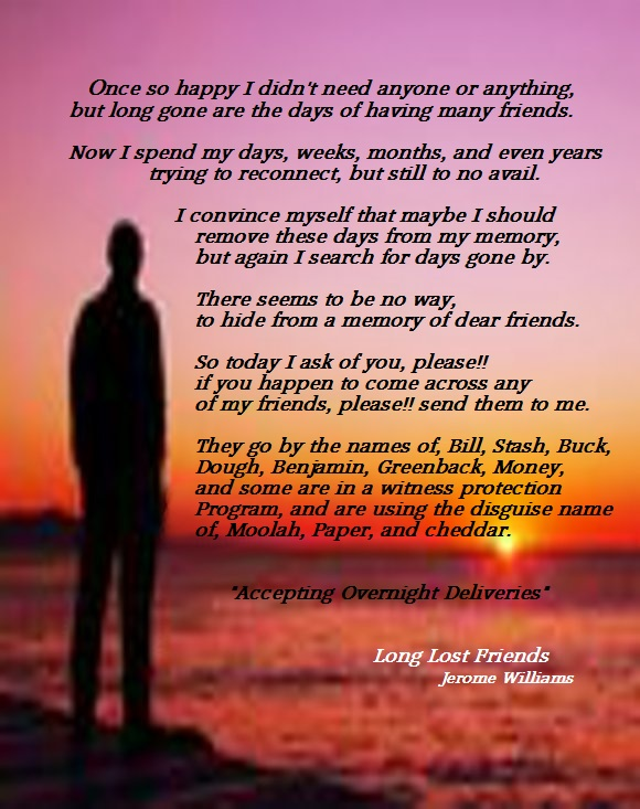 Long friend Poems