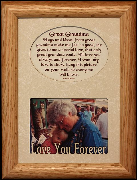 Nana Quotes: Great Grandmother Poems