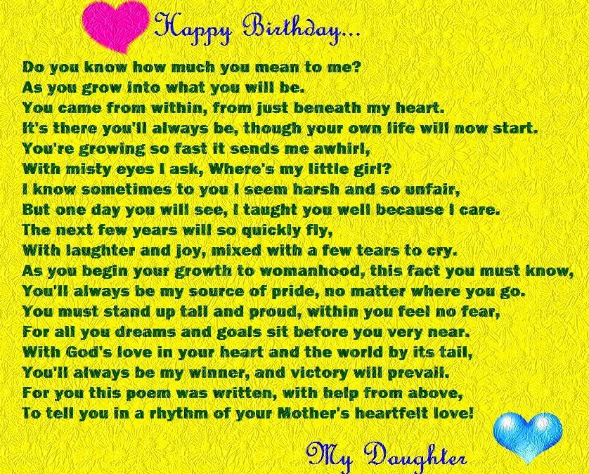 100+ Happy 21st Birthday Goddaughter Poem – yasminroohi