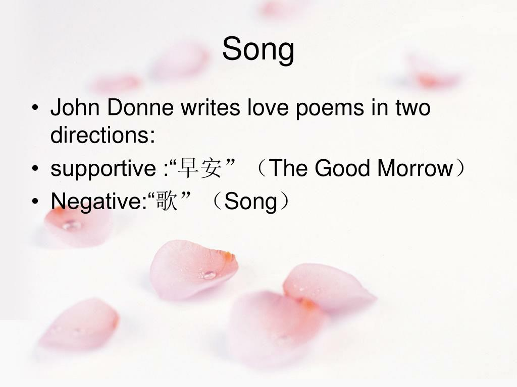 john donne love poetry Donne's love poetry- 1 - metaphysical poetry of john donne donne's love poetry the variety and scoe o donnes #ove oetr.