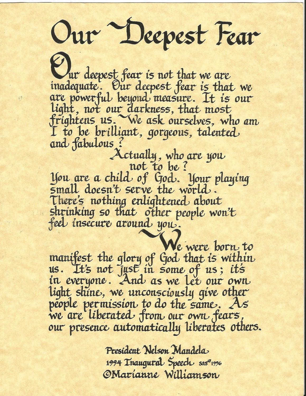 Mandela Quotes About Love Nelson Mandela Poems Poems