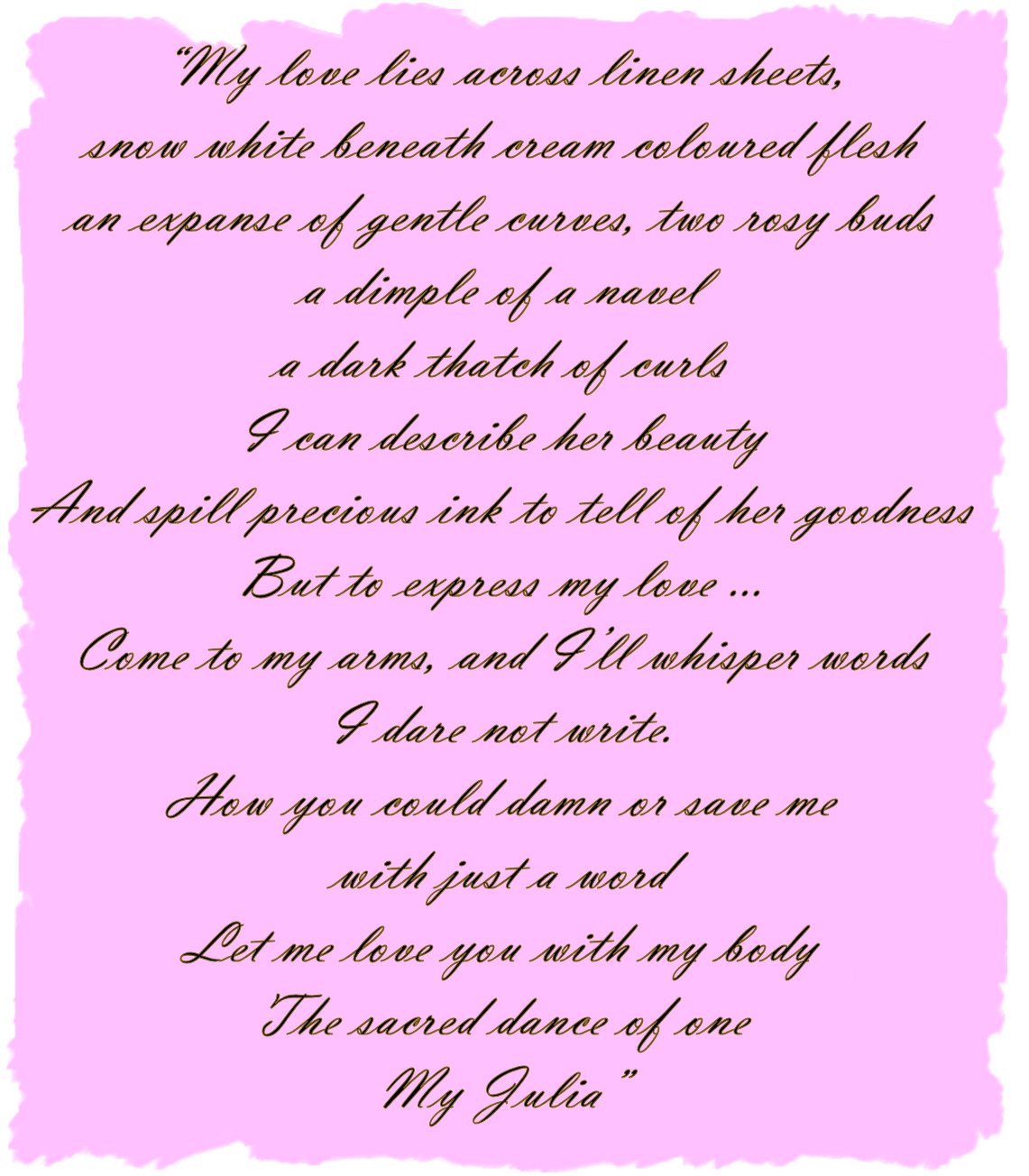 Love Quotes For Valentines Day Cards Naughty Valentines Poems