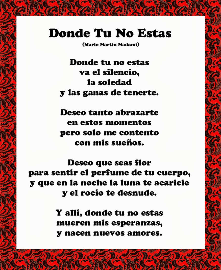 Quotes In Spanish About Friendship Spanish Friendship Poems Poems