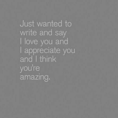 I appreciate you poems 25 best i appreciate you quotes on pinterest boyfriend sciox Gallery