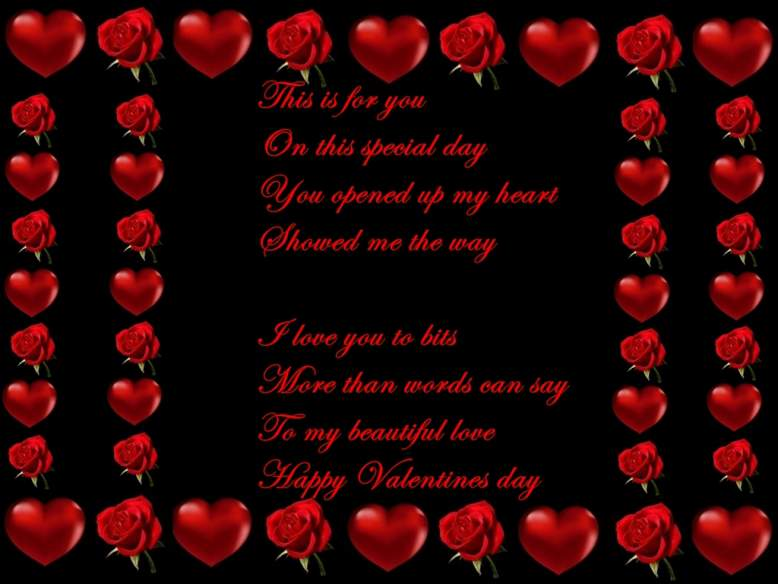 long valentine poems poems