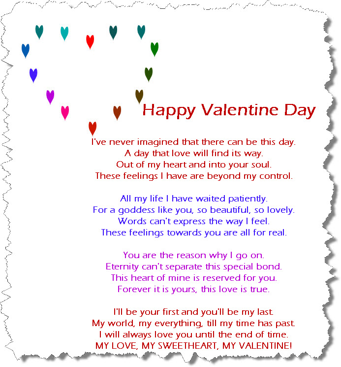 romantic valentine poems poems, Ideas