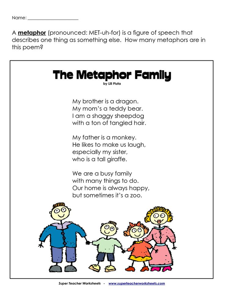 What is an extended metaphor essay