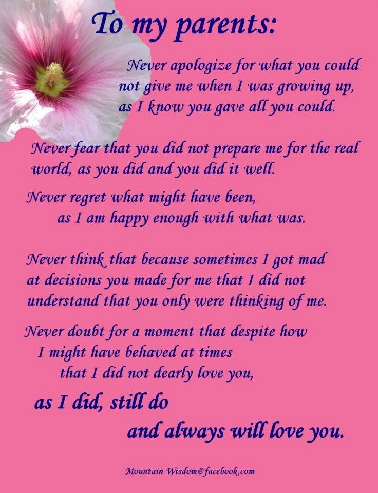 Mommom Poems Poems