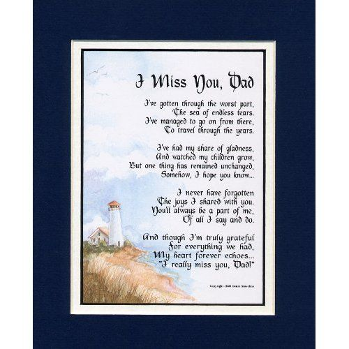 Missing Father In Heaven Quotes I Miss You
