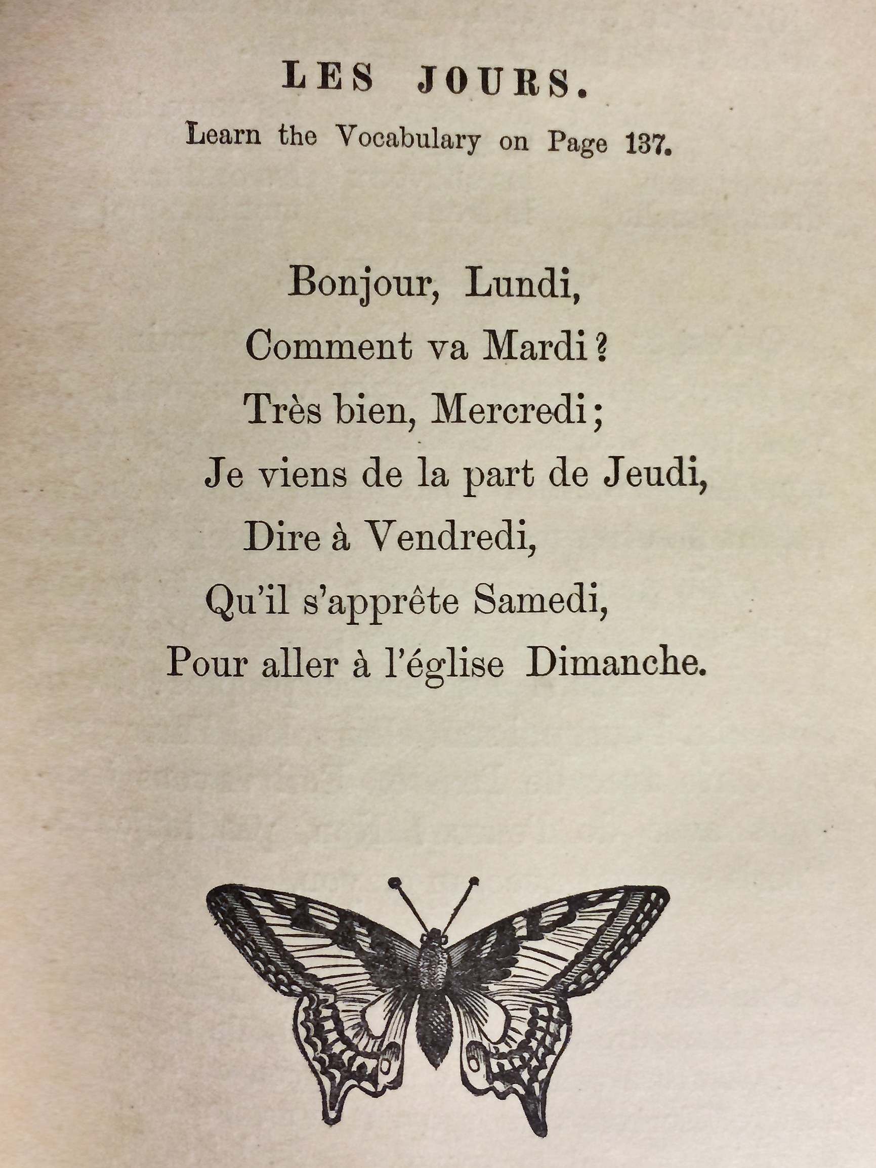 French Poems