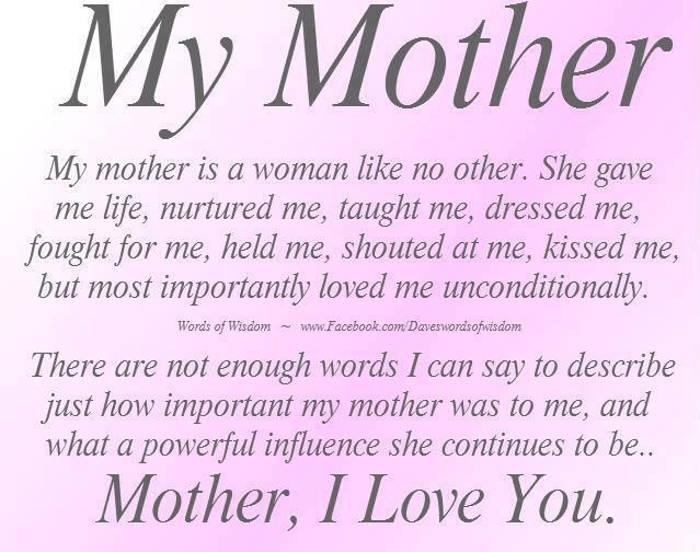 Quotes For Moms Extraordinary Missing Mom In Heaven Poems