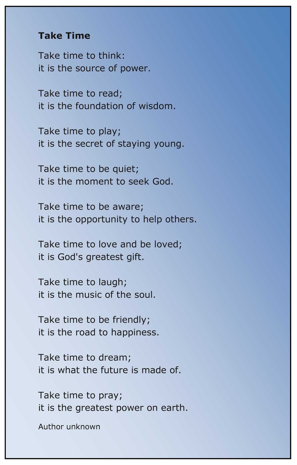 a time to talk by robert frost pdf