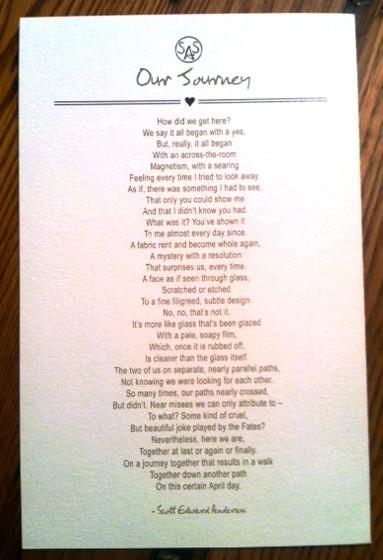 Blended Family Poems Weddings Wedding Ideas
