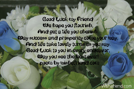 Best Wishes For A Friend Going Away
