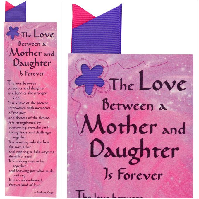Mom and daughter Poems