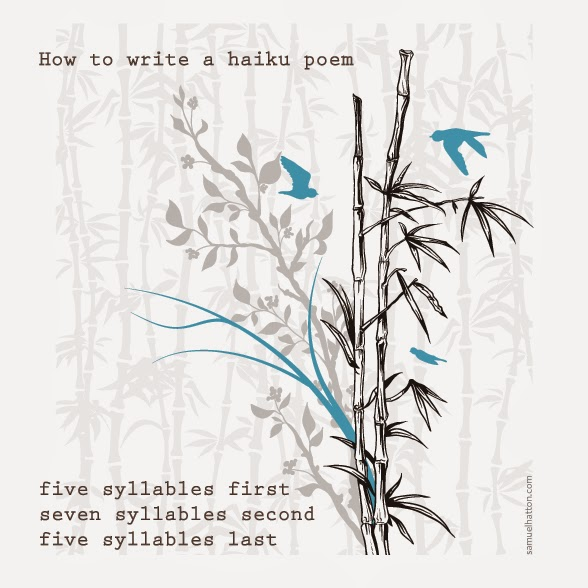 how to write a haiku poem How to write a poetry analysis essay how to write a poetry analysis essay may 17, 2018 types of  invented by the japanese, a haiku is a three-line poem with seventeen syllables, written in a 5/7/5 syllable count free.