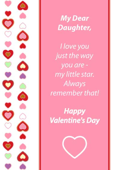 daughter valentine poems poems, Ideas