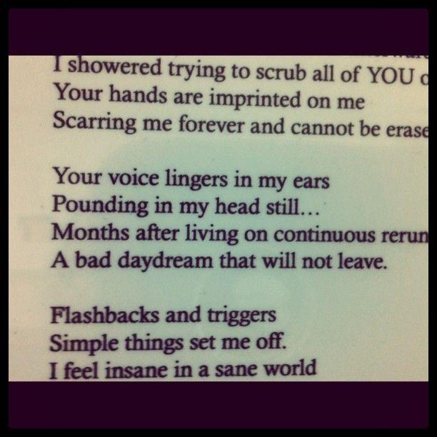 Rape Quotes Delectable Rape Poems