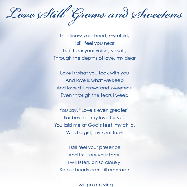 Loss Of A Loved One Quotes And Poems Awesome