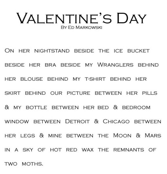 naughty valentine poems poems
