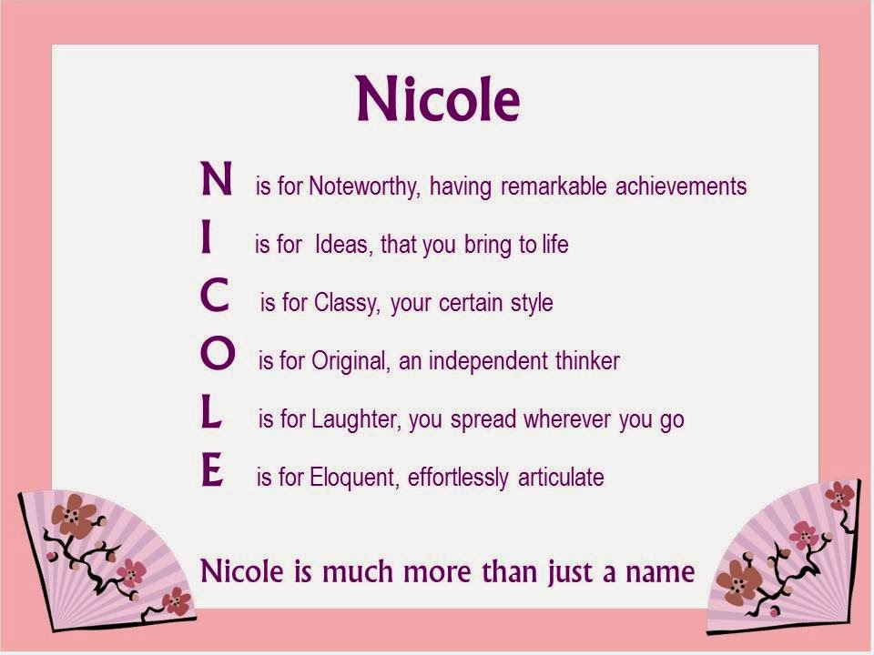 Acrostic Poems   Acrostic Poems With The Name Terri