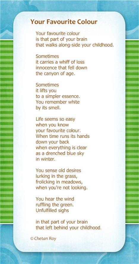 Cna Poems