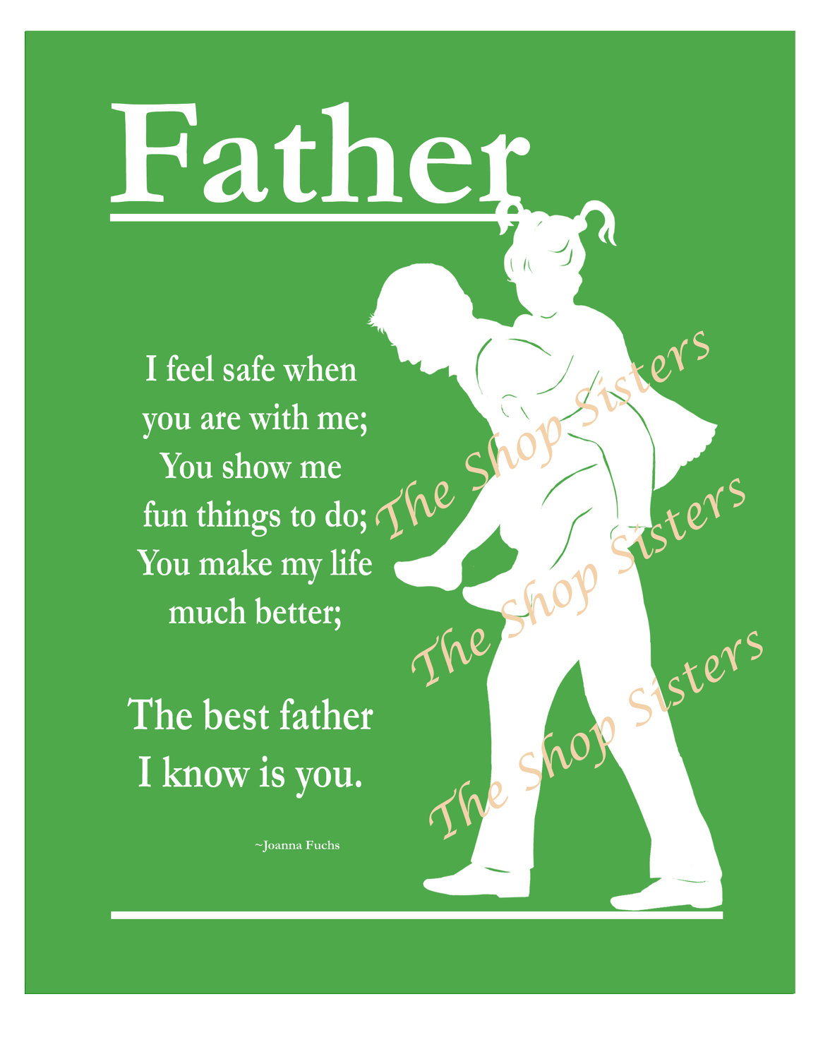 Father daughter poems in marathi whatsapp status the best father is you fathers day from daughter altavistaventures Images