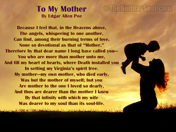 Mother Poems