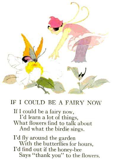 Fairy Poems