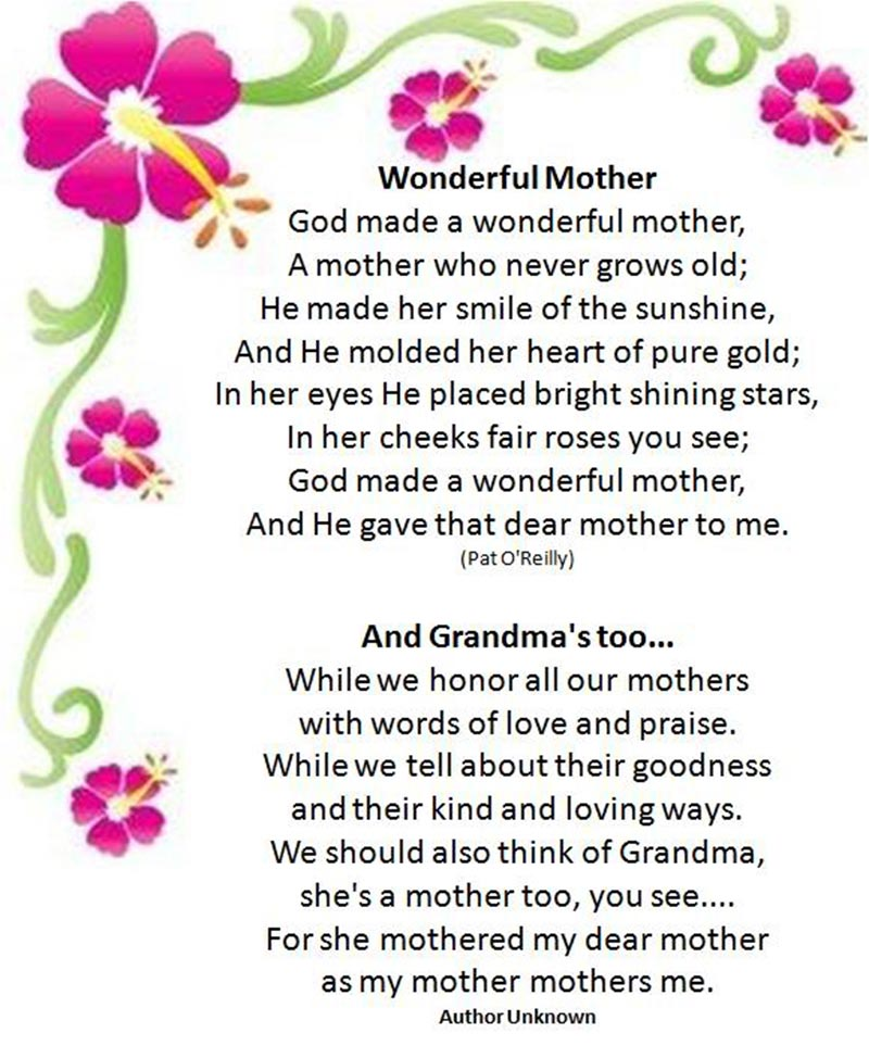 mothers day poems photos superepus news