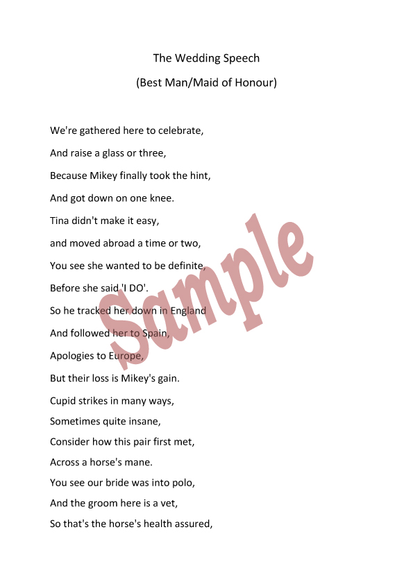 Sample S Write For Mewrite Me