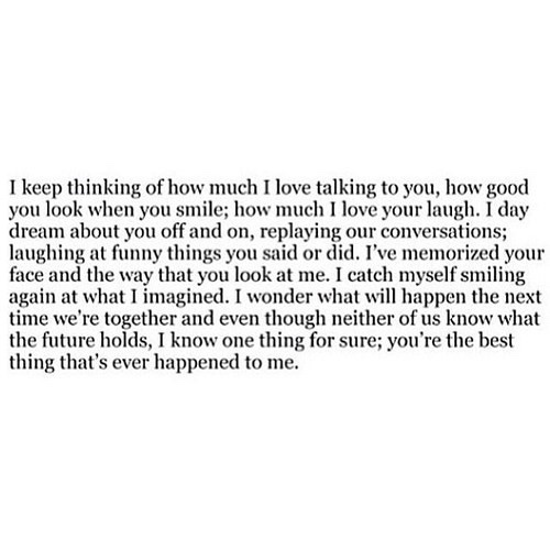 The Best Thing To Happen To Me Quotes