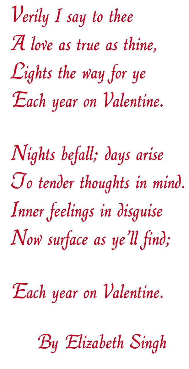 Nice Valentine Acrostic Poem Pictures Inspiration - Valentine Gift ...