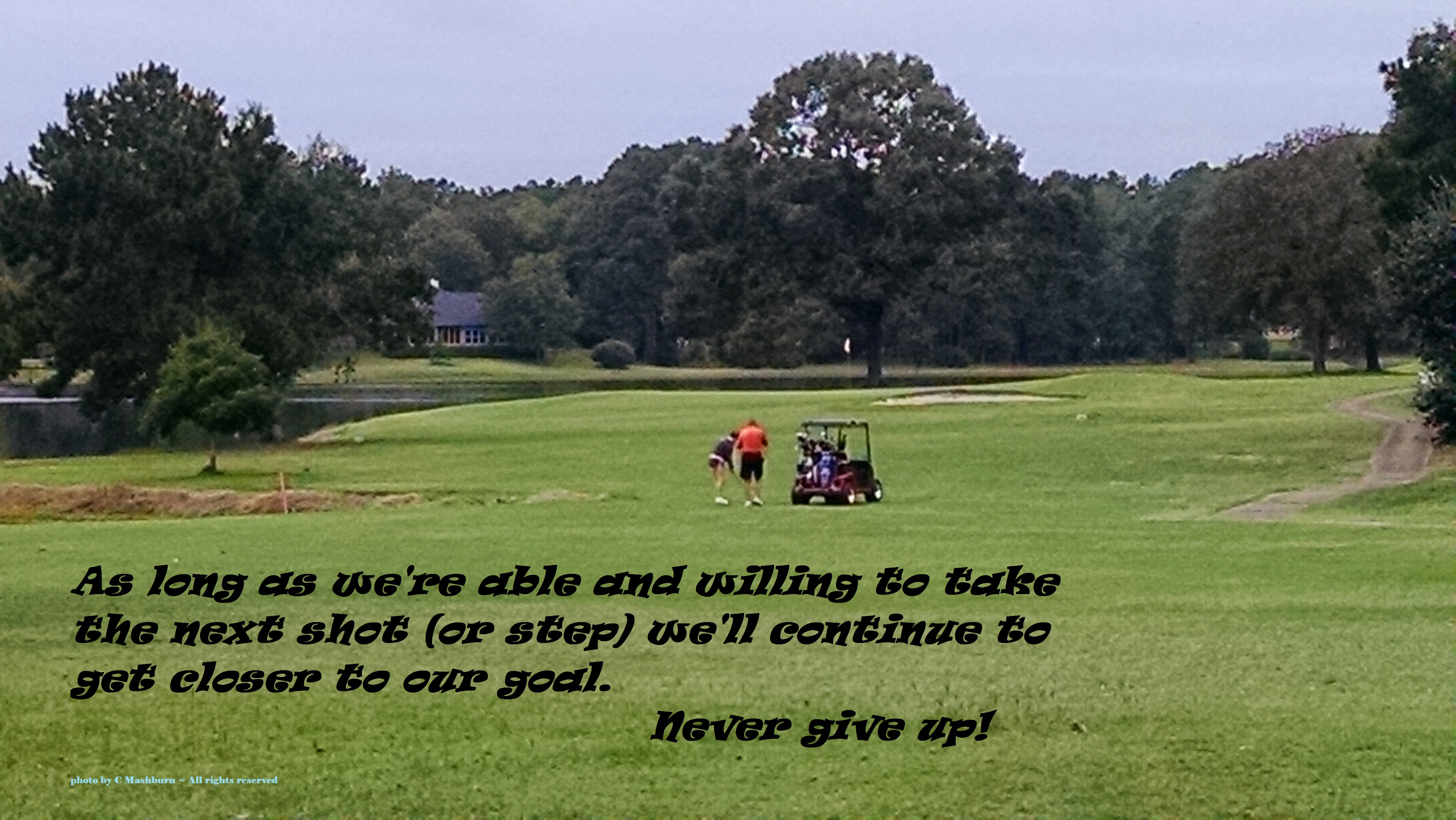 Inspirational Golf Quotes Golfing Poems